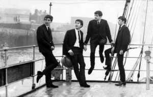 Liverpool & Beatles on a ship