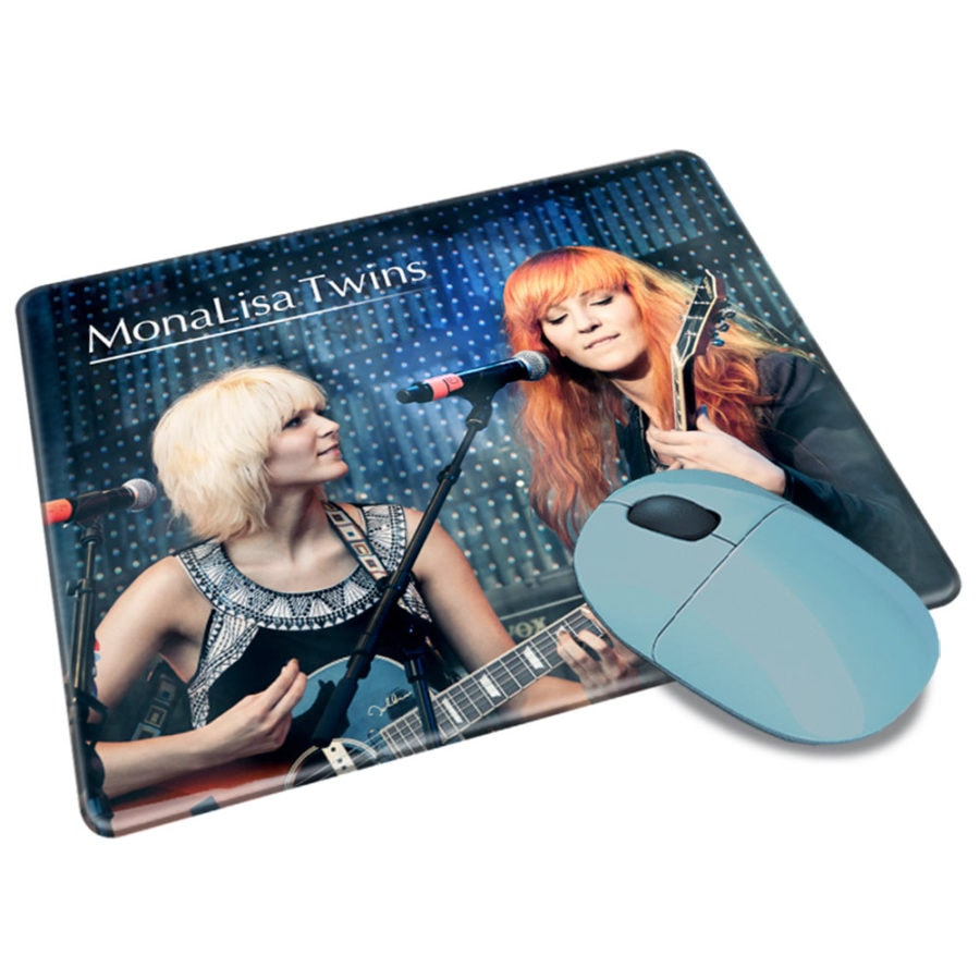 Mouse Pad – MonaLisa Twins Live
