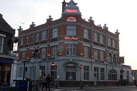 Half Moon, Putney, London, live music venue since 1963