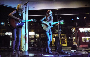 "MonaLisa Twins Live at ""Melrose"", London"