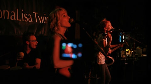 MonaLisa Twins' last live show at Cenario III in Vienna
