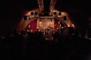 MonaLisa Twins on stage at the Babue in Wolkersdorf