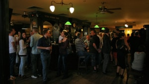Opening of the new pub in Deutsch-Wagram