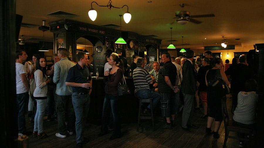 Opening of the new pub in Deutsch-Wagram