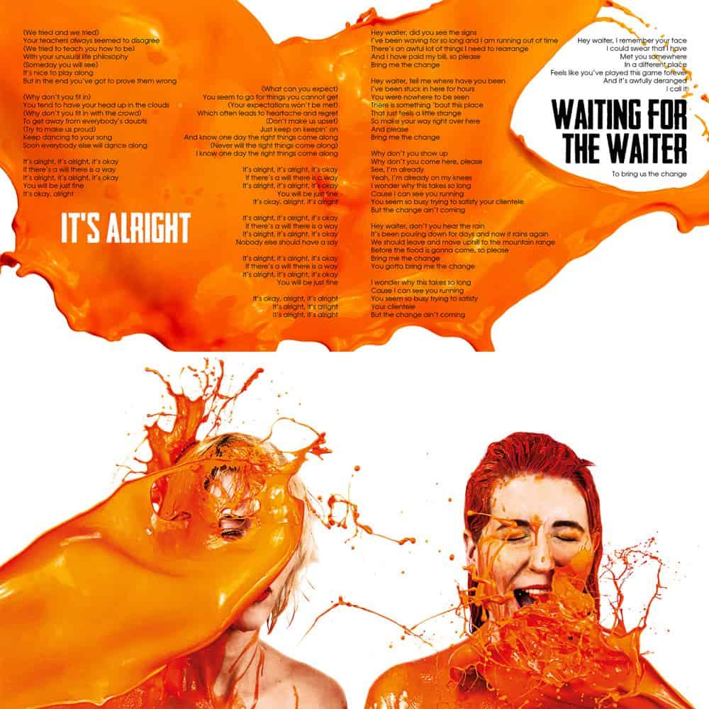 ORANGE – Album CD