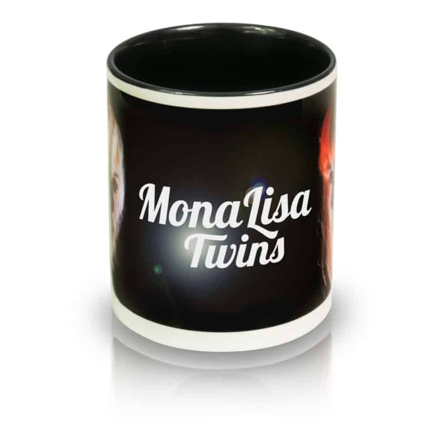 """Coffee Mug """"Nothing Is In Vain"""" Front View"""