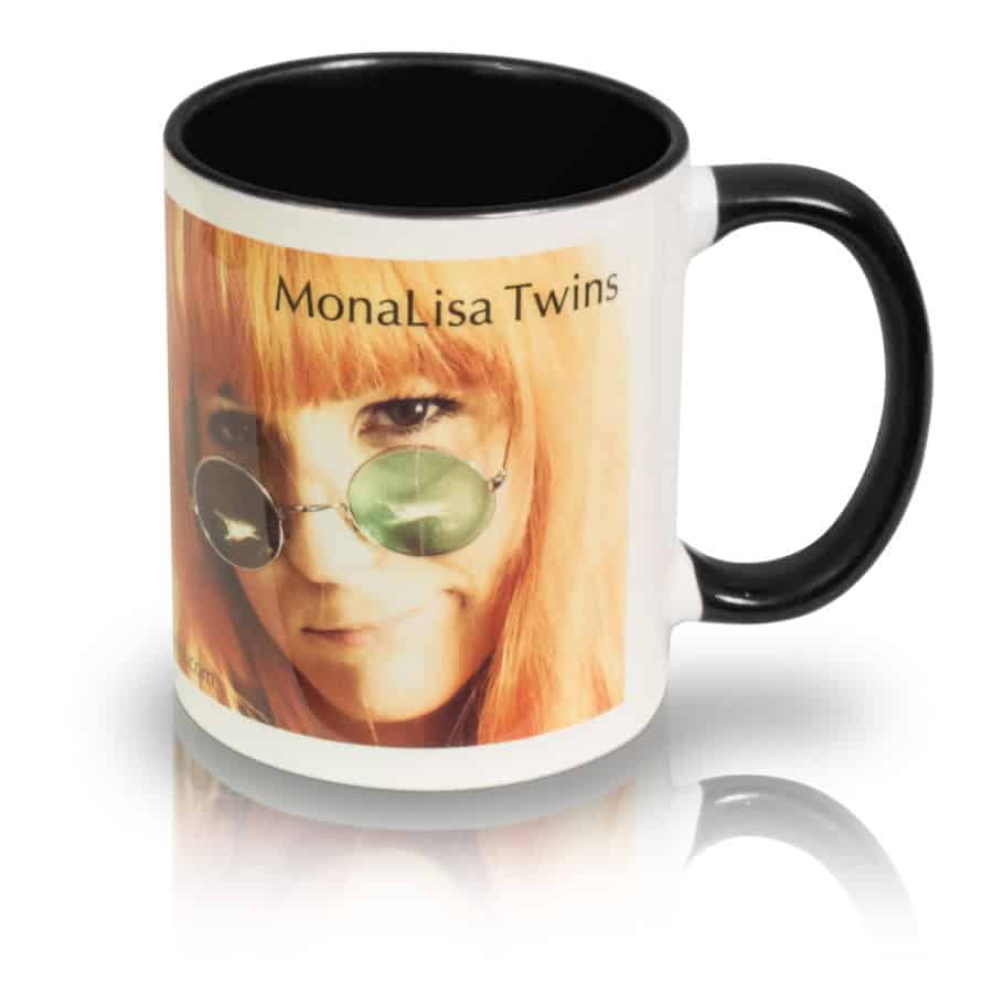"Coffee Mug ""Spectacles"" Right View"