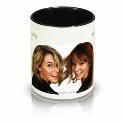 "Coffee Mug ""When We're Together"" Front View"