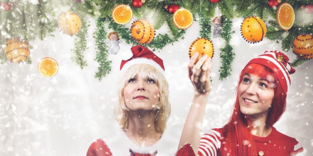 MonaLisa Christmas 2017, Christmas songs
