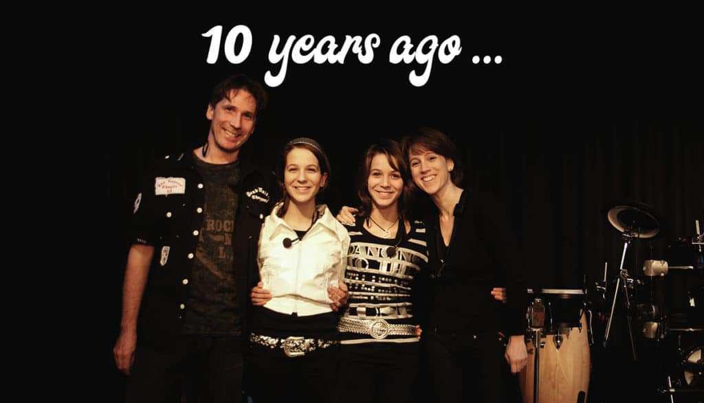 10 year anniversary MonaLisa & band Live in Concert 2007
