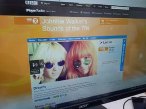 Sounds of the Seventies BBC Radio 2 Johnnie Walker