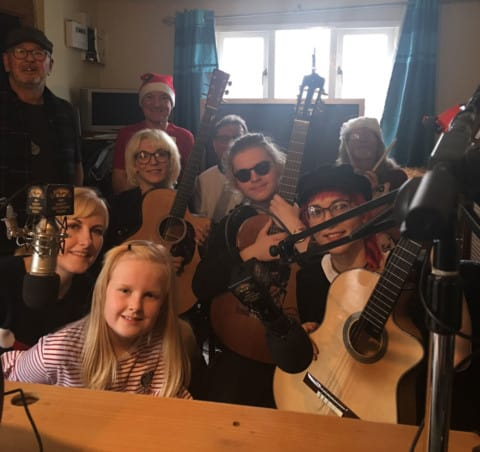 Mighty Southport Radio Christmas 2017 with Russ Broadbent