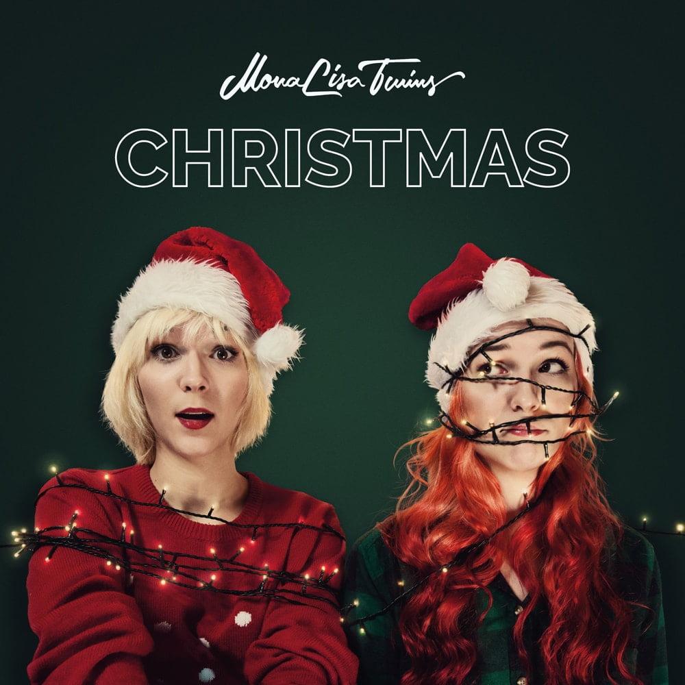 2020 Christmas Releases Cd CHRISTMAS' Album Pre Order   MonaLisa Twins