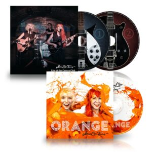 2-for-1 CD Deal - Live at the Cavern Club & ORANGE