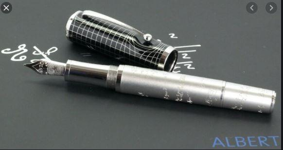 Einstein fountain pen.JPG