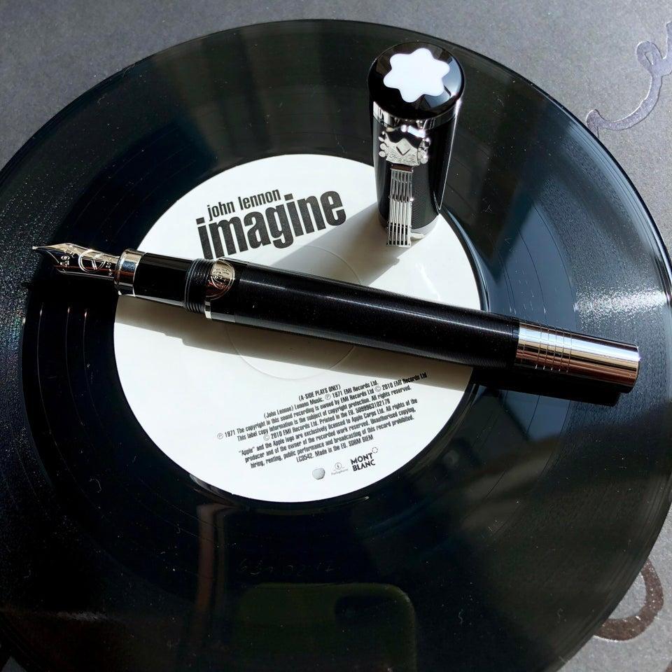 John Lennon Imagine fountain pen.jpg